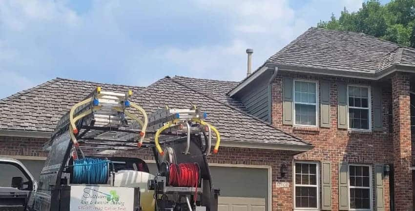 What Is The Junk On My Cedar Shakes Roof 850x433