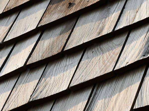 Cedar Shake Roofing Grade