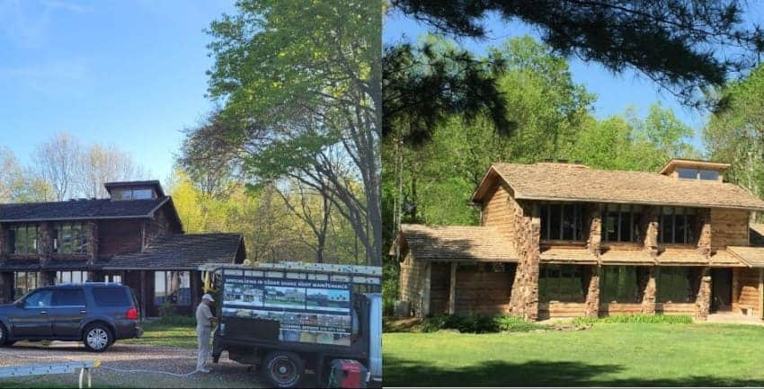 How to Maintain a Cedar Shake Roof in 2021